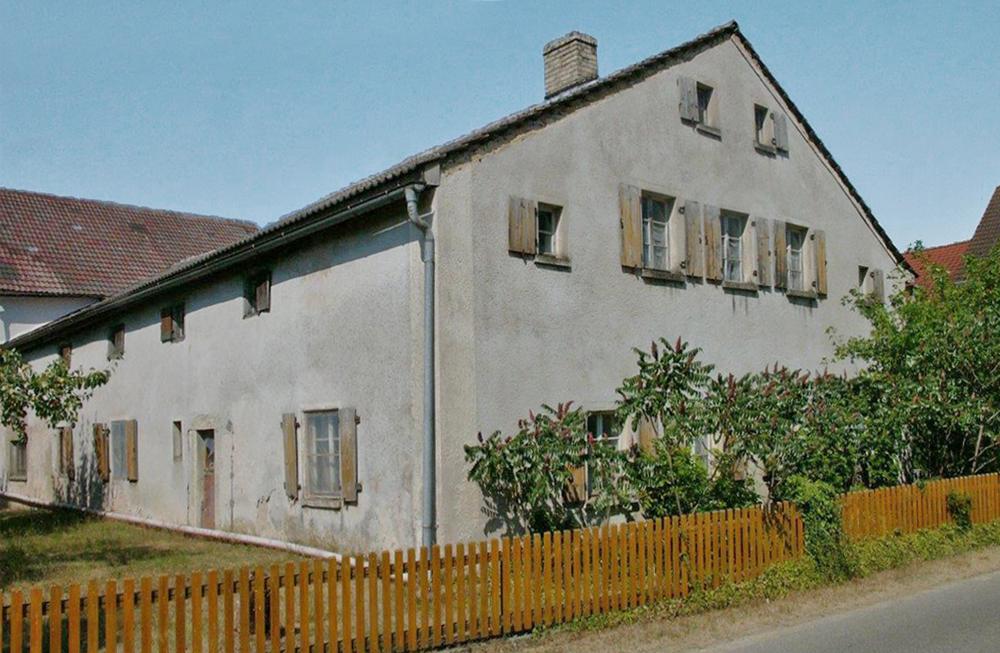 Jurahaus Wettelsheim Treuchtlingen