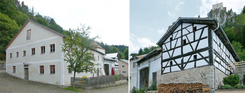 Jurahaus, Arnsberg, Kipfenberg
