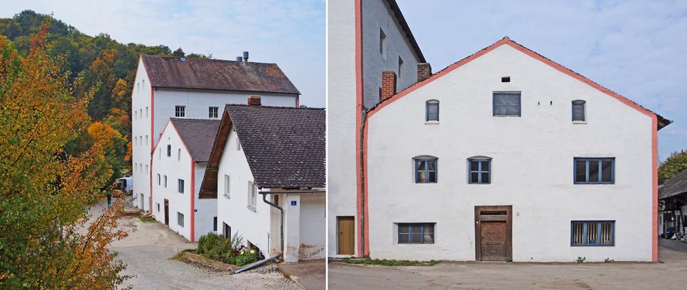 Jurahaus, Kipfenberg, Böllermühle