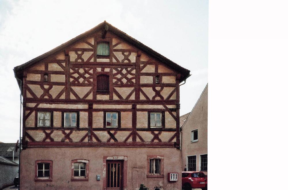 Jurahaus, Bergen, Nennslingen