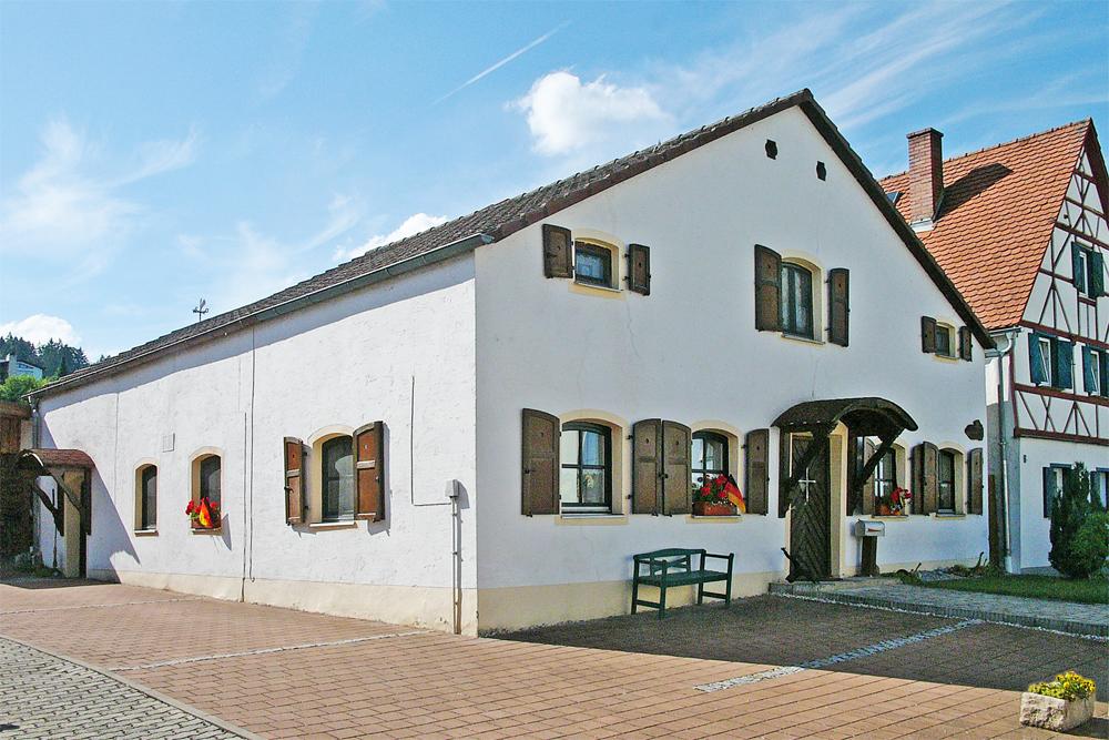 Jurahaus Töging Dietfurt