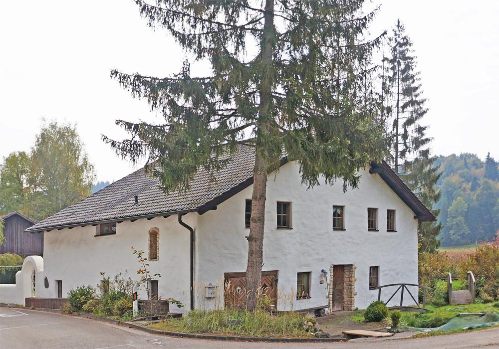 Jurahaus, Schambach,Kipfenberg