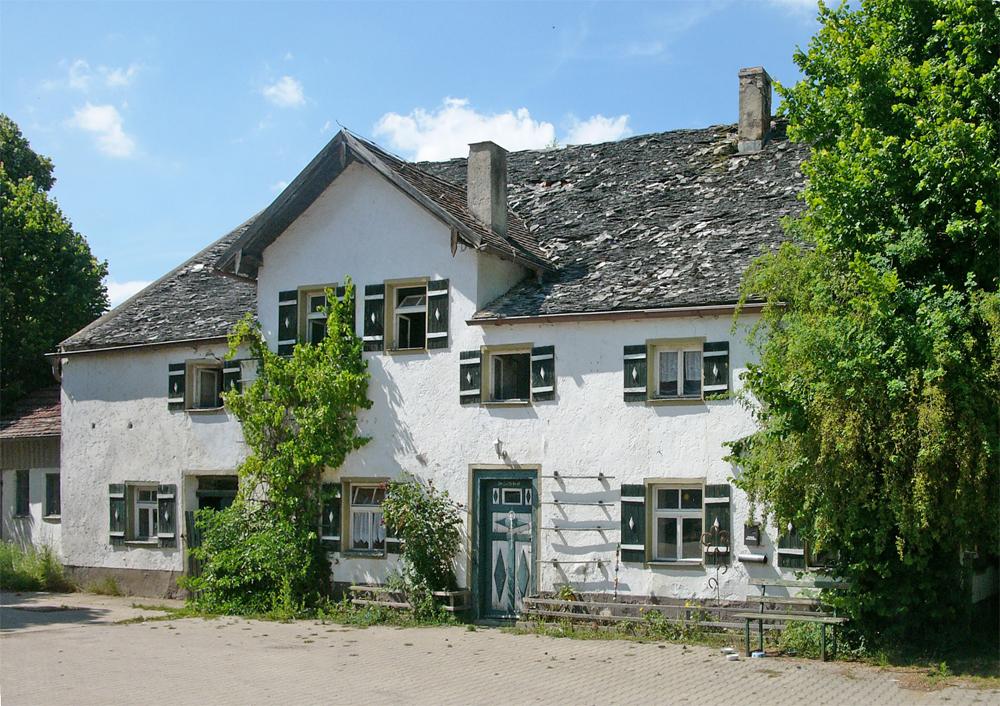 Jurahaus Hemau Altmannshof
