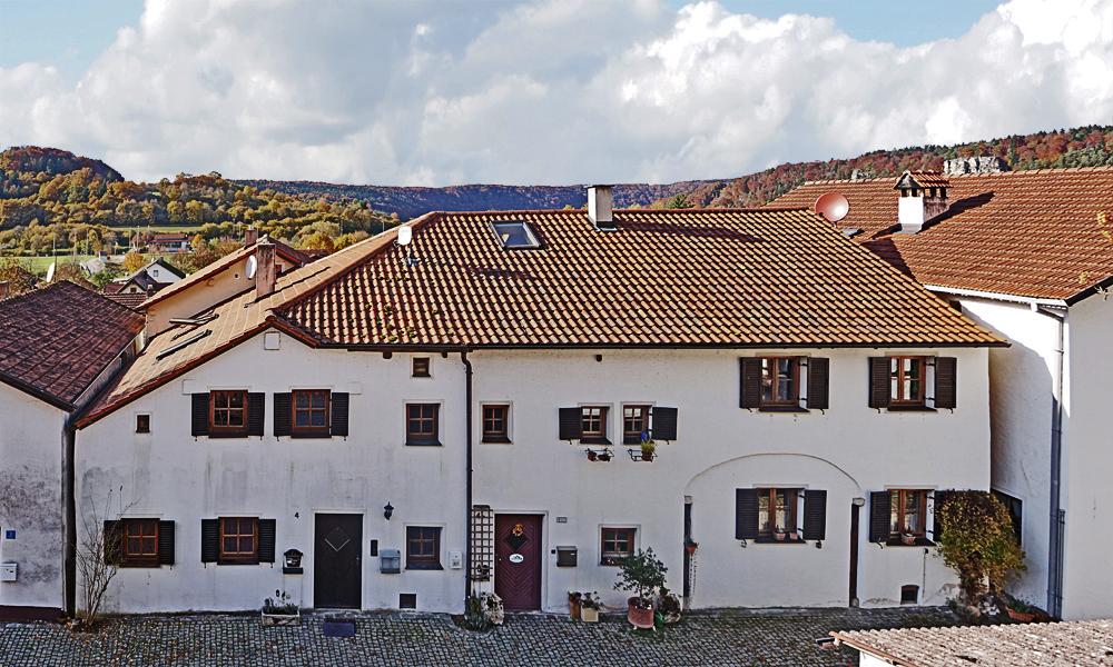 Jurahaus Arnsberg Kipfenberg