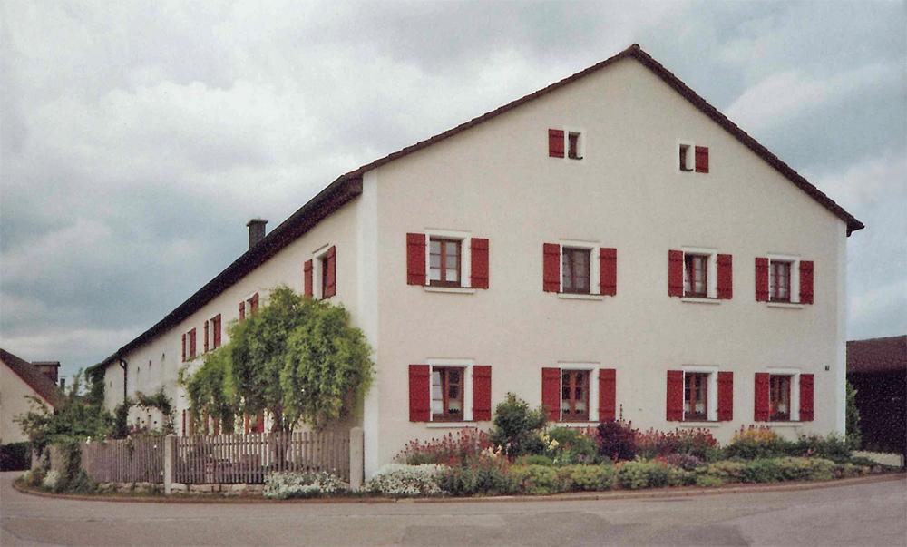 Jurahaus Treuchtlingen Haag