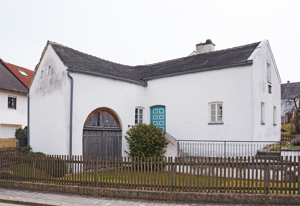 Jurahaus Pförring Mindelstetten