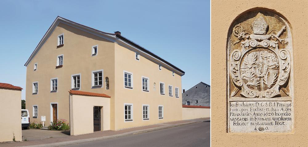 Jurahaus Greding Untermässing
